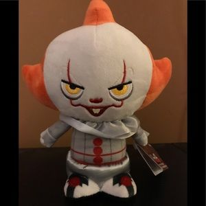 "FUNKO: Super Cute Plushies ""Pennywise"" From IT 8"""
